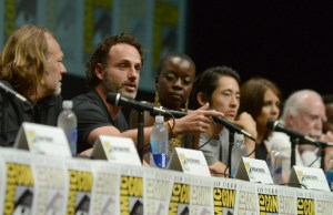 walking dead sdcc 2013