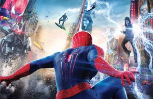 Amazing Spider-Man 2 movie wallpaper