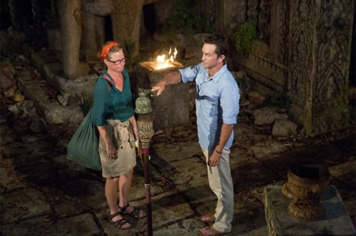 Survivor Cambodia Kass voted out