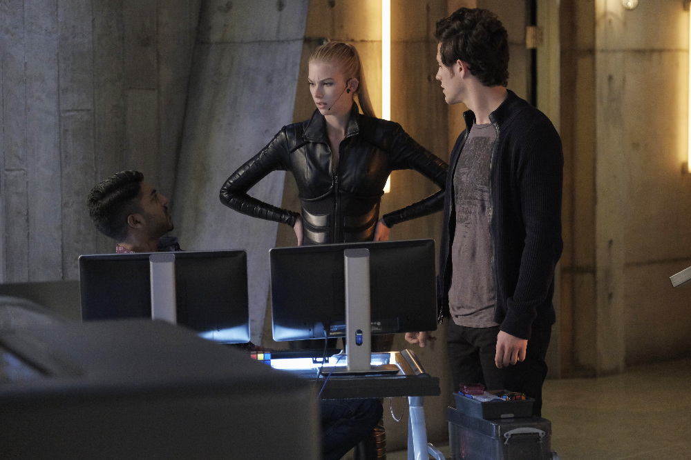 "TV Review: Stitchers - ""The Dying Shame"""