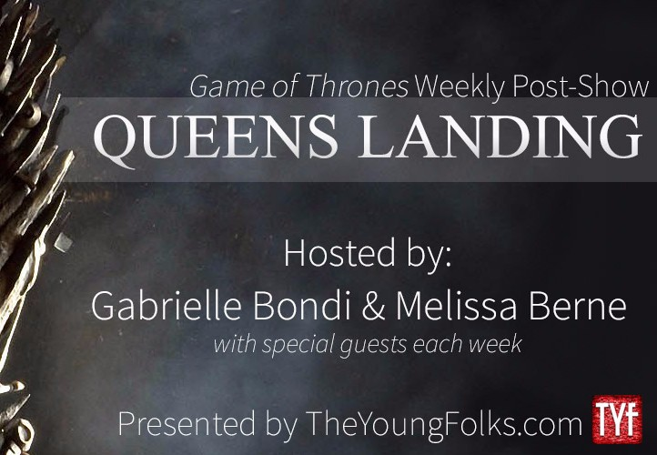 "Introducing Queens Landing, a ""Game of Thrones"" live post-show + Funko Pop! Giveaway"