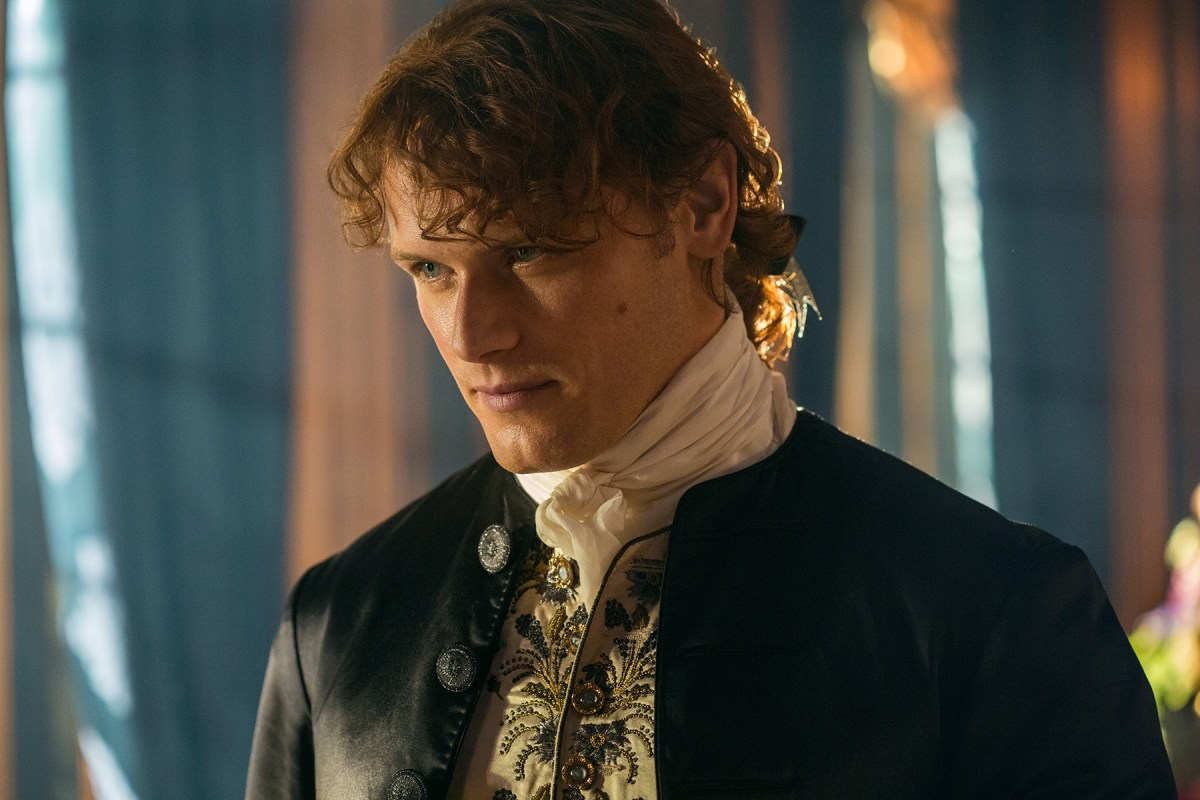"TV Review: Outlander 2x4 - ""La Dame Blanche"""