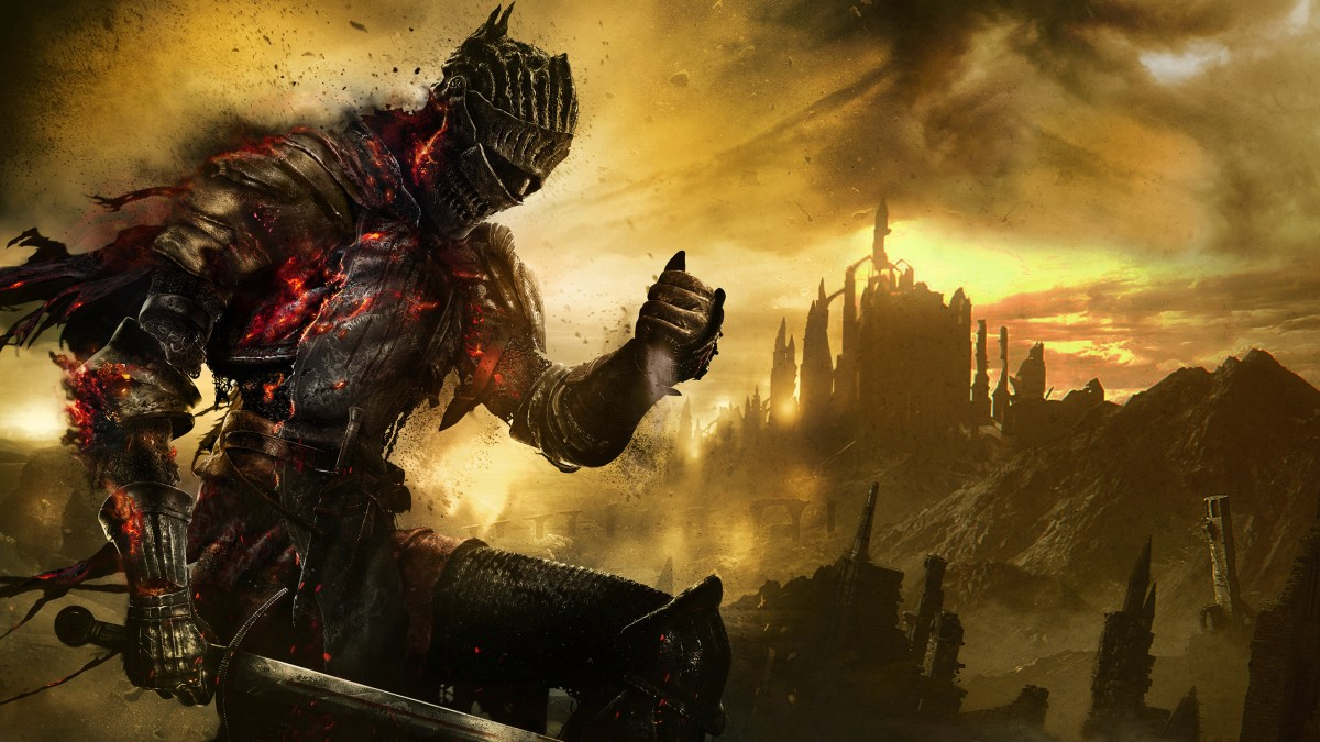 "Video Game Review: ""Dark Souls 3"""