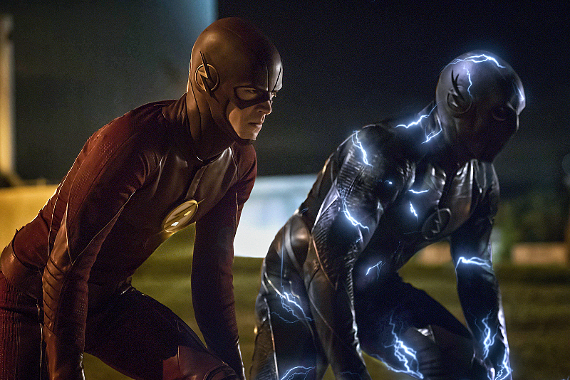 "TV Review: The Flash (2x23) ""The Race of His Life"