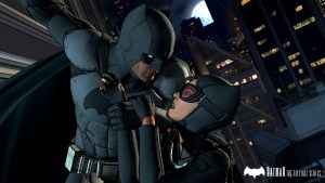 Still from Batman - A Telltale Series