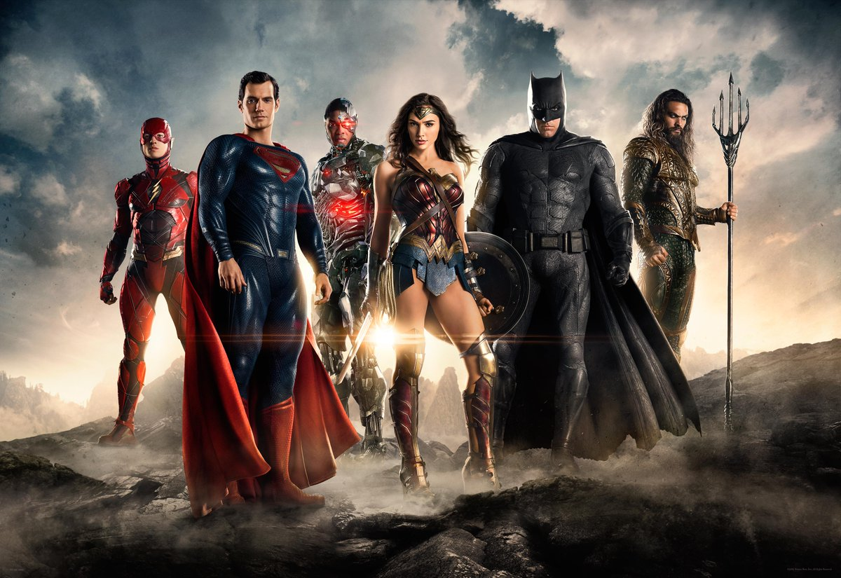 Three Big Justice League Trailer Takeaways