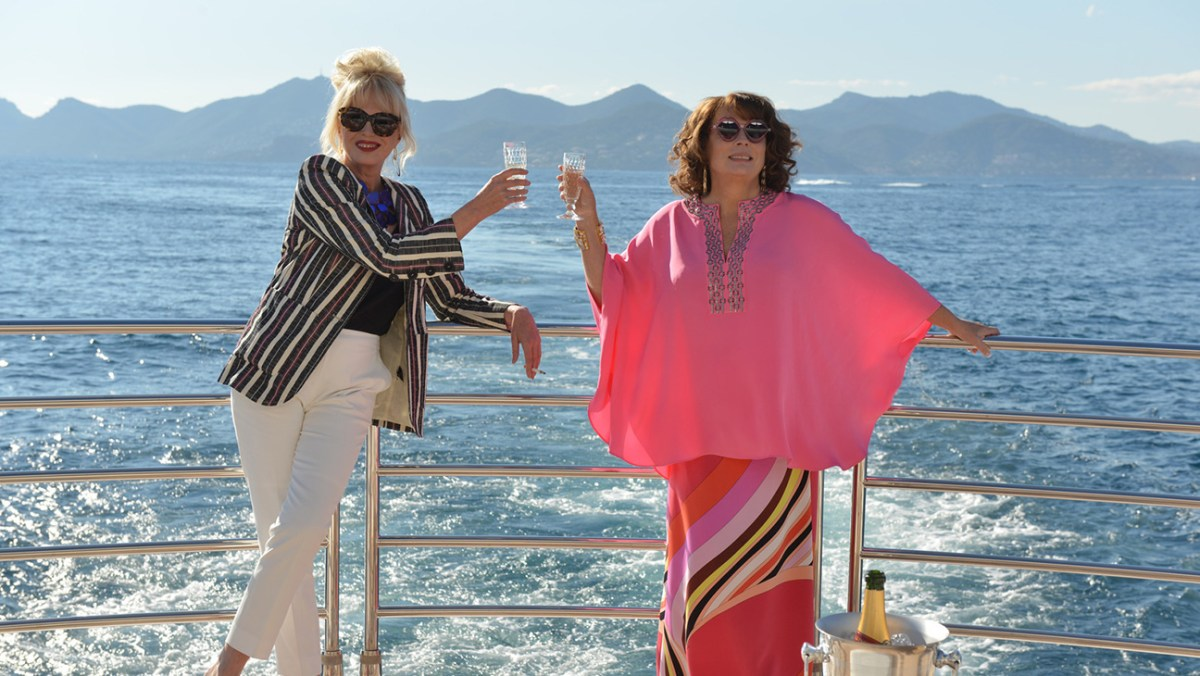 Movie Review: Absolutely Fabulous The Movie