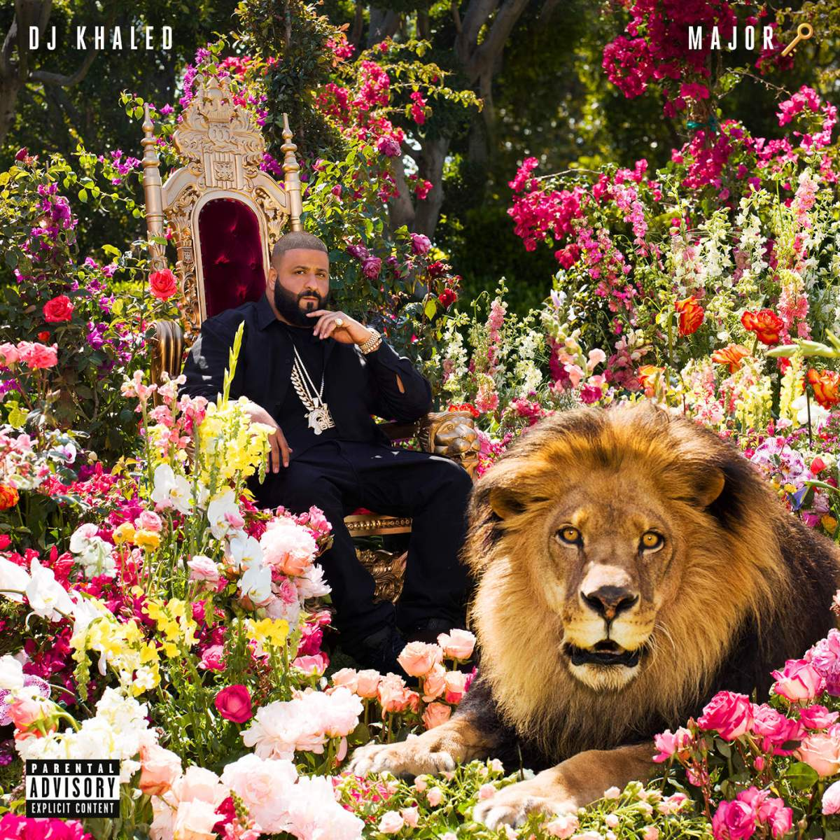 "Album Review: DJ Khaled - ""Major Key"""
