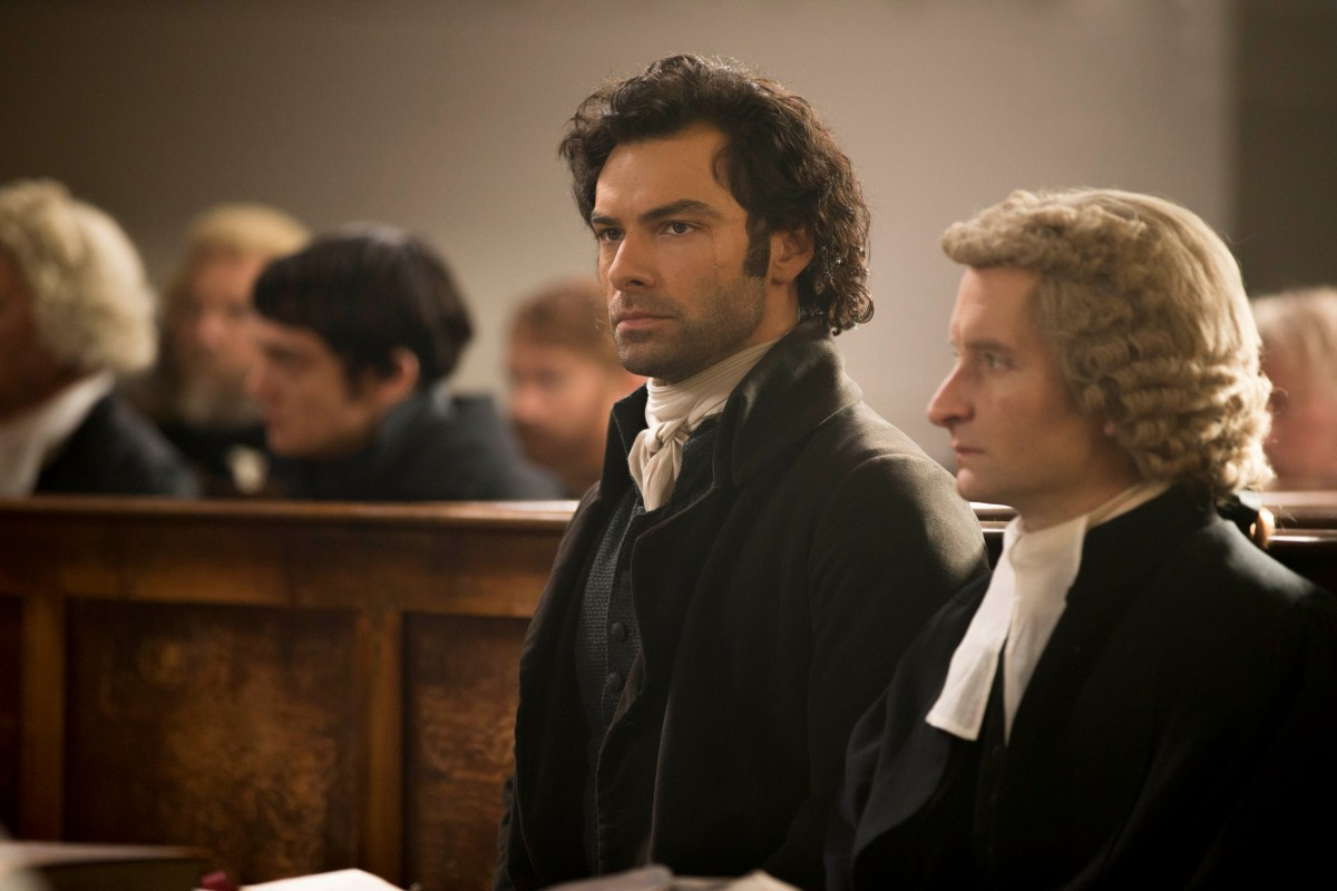 TV Review: Poldark Season 2 Premiere