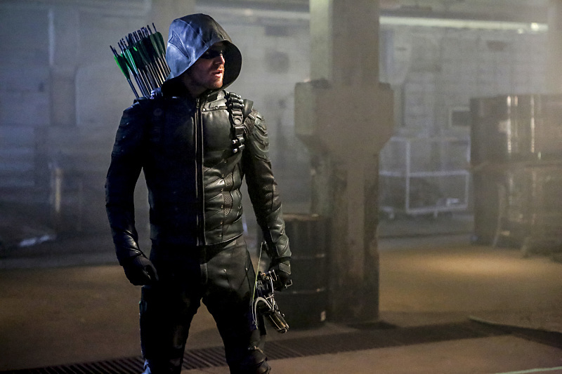 5 Ways Arrow Can Improve In Season 5