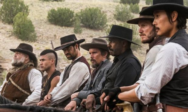 magnificent seven 2016