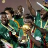 Zambia Africa Cup of Nations 2012