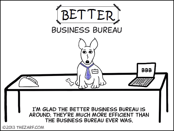 business bureau