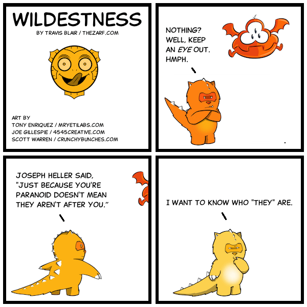 Wildestness Paranoid After You