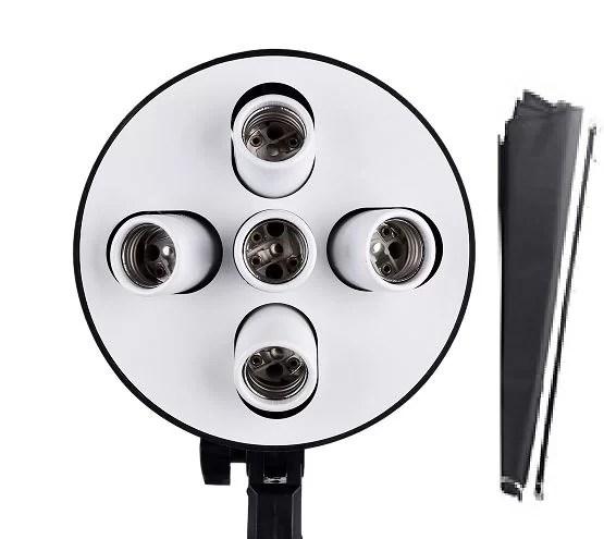 bộ đèn quay phim giá rẻ hà nội hcm