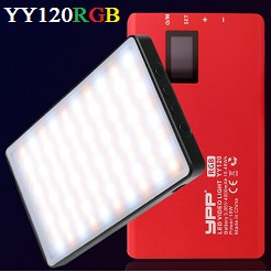 Đèn led video YY120RGB 4000mAh