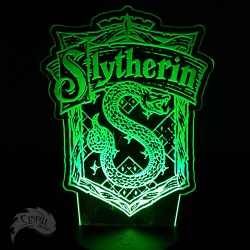 Small Crop Of Slytherin House Crest