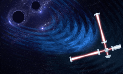 LIGO BLACK HOLE