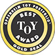 Oppenheim Toy Portfolio Gold Seal Award