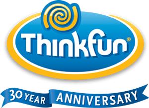 ThinkFun 30th Anniversary Logo