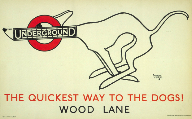 The quickest way to the dogs - Alfred Lee (1927)