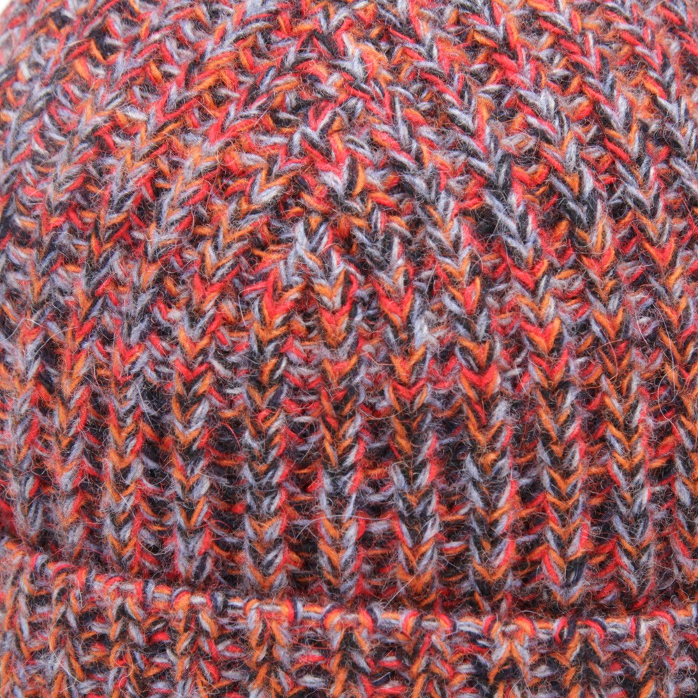 Paul Smith Twisted Wool & Angora Beanie
