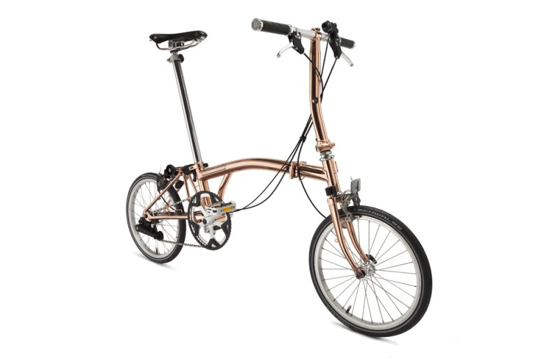 Tom Dixon Copper Brompton - Limited Edition
