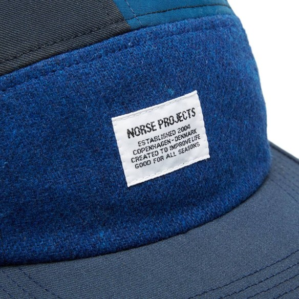 Norse Projects 5 Panel Cap