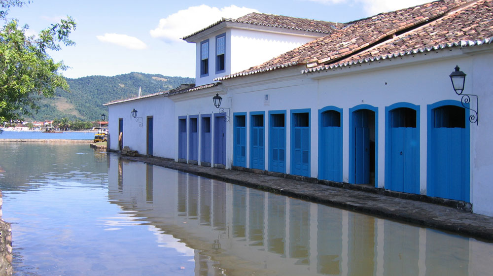 Boutique Hotels and Pousadas in Paraty