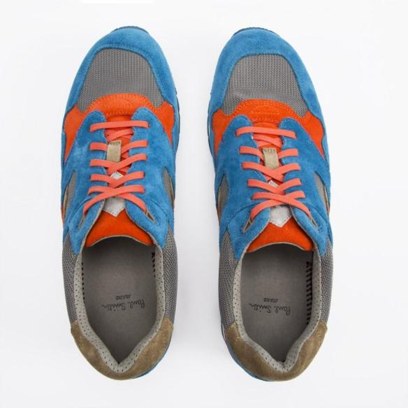 Paul Smith Suede Aesop Trainers