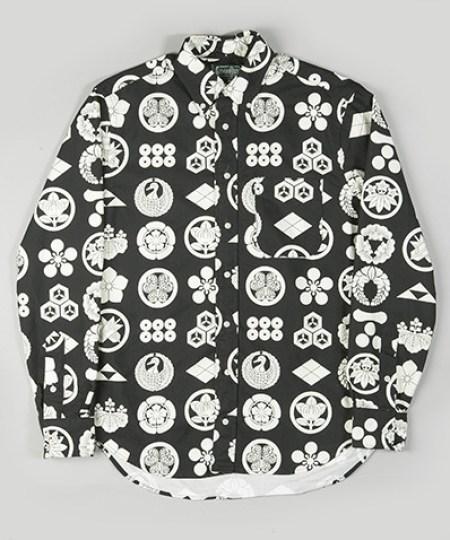 Gitman Portuguese Flannel Dot Shirt