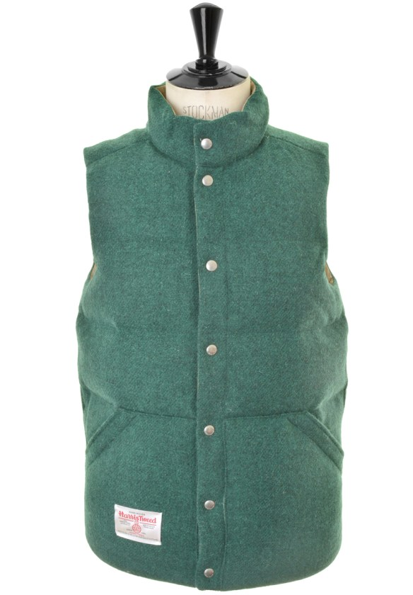 Beams Harris Tweed Outerwear
