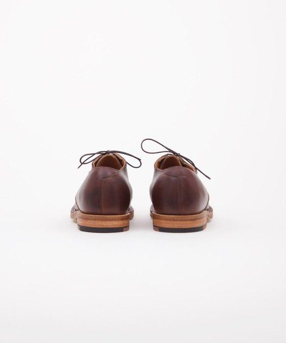 viberg derby shoe chromexcel