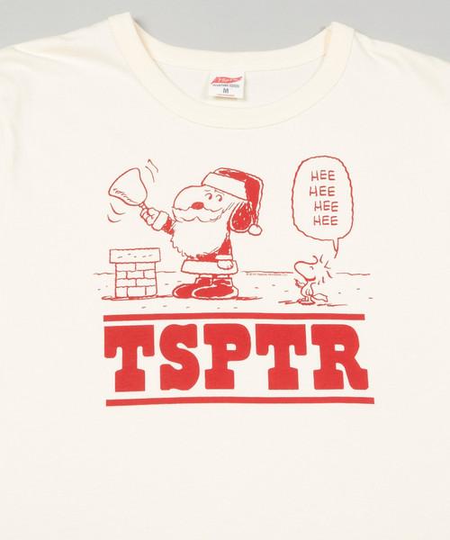 TSPTR SNOOPY SANTA T-SHIRT TO BUY