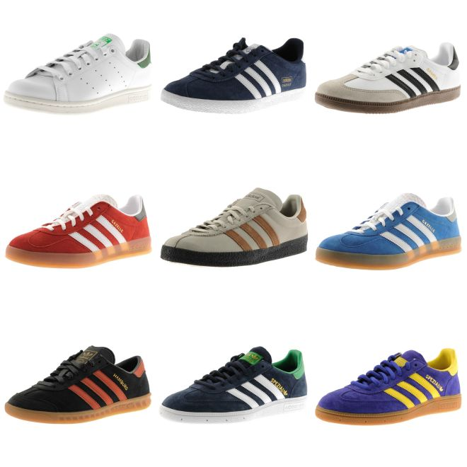 Win a Years supply of Adidas Originals Trainers