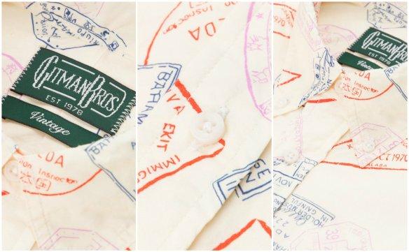 Gitman Vintage SS15 Shirts