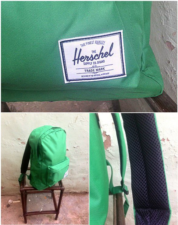 Herschel Supply Co. Backpack Giveaway