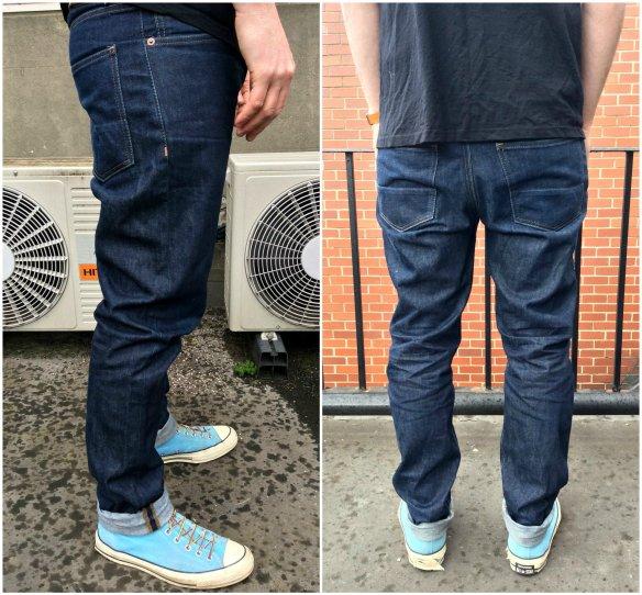 Washing your Raw Denim Jeans