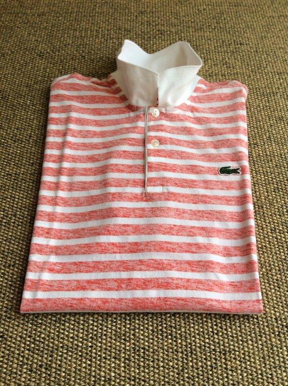 Lacoste Live Striped Polo Shirts