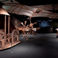 Leonardo da Vinci Museum – In Florence the Complete Exhibit of the His Works
