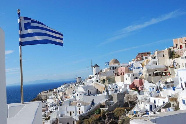Santorini – The Greek Island of Love