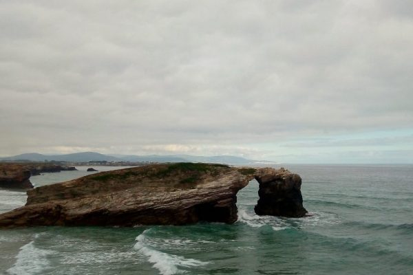 Playa de las Catedrales: the perfect introduction to Galicia