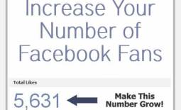 10 Ways To Increase Your Number of Facebook Fans