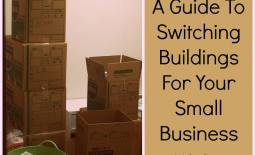 A Guide To Switching Buildings For Your Small Business