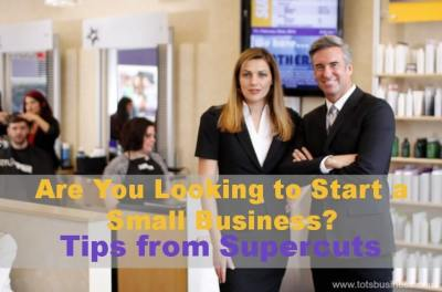Are You Looking to Start a Small Business? Tips from Supercuts #franchising | Thinking Outside ...