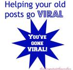 helping your posts go VIRAL