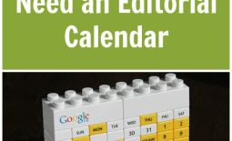Top 4 Reasons You Need an Editorial Calendar