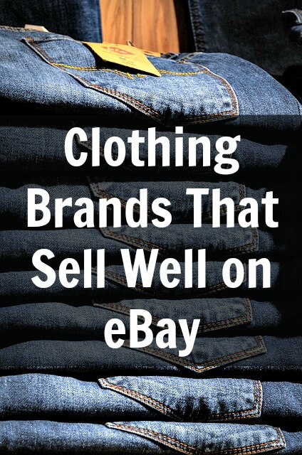Clothing Brands That Sell Well on eBay