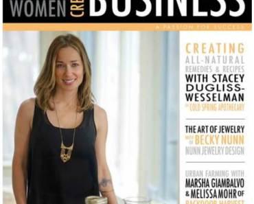 Magazine Review - Where Women Create Business