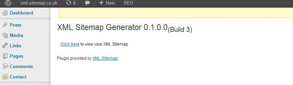 all about wordpress sitemap generator plugins and seo impact think